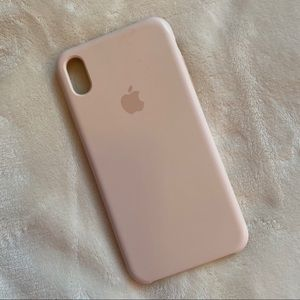 iPhone XS Max Pink Sand Phone Case